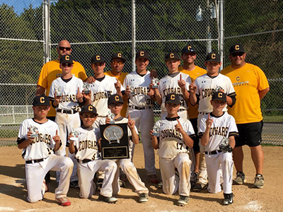 Cougars Elite Baseball